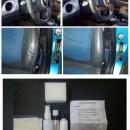 Kit de Reparação Couro - Restaurador Volante Bancos Couro