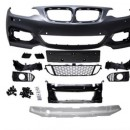 Parachoques Frontal Bmw Serie 2 F22 F23 M Look PERFORMANCE
