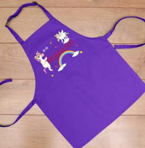 Sort copil personalizat unicorn