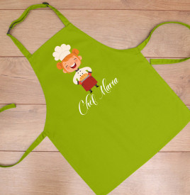 Sort copil personalizat chef