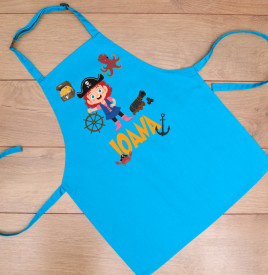 "Sort copil personalizat ""Pirate girl"""