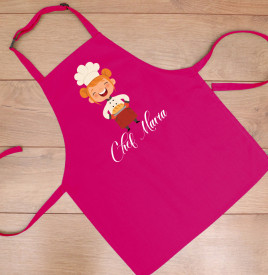 "Sort copil personalizat ""Lady chef"""
