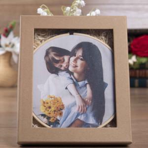 Tablou personalizat fotografie  mama