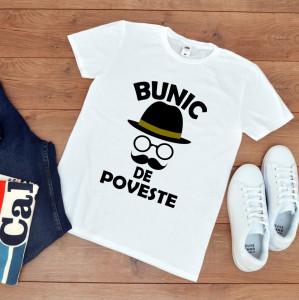 "Tricou personalizat ""Bunic de poveste"""