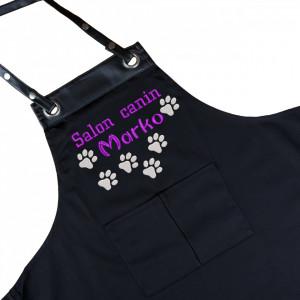 sort personalizat frizerie canina