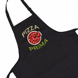 "Sort personalizat brodat ""Pizza"""
