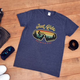 "Tricou Barbat ""Just Ride"""