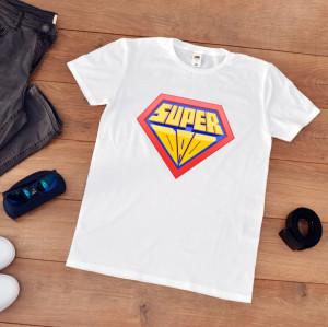 """Tricou personalizat tata """"Superman"""""""