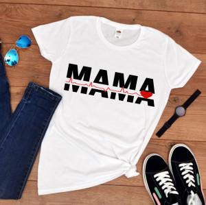 """Tricou personalizat """"Mama"""""""
