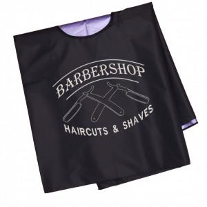 """Pelerina brodata personalizata pentru tuns """"Barber shave"""""""