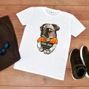 "Tricou Barbat ""Cool Dog"""