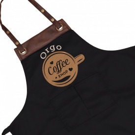 "Sort personalizat brodat ""Coffee love"""