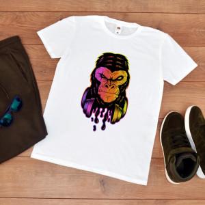 """Tricou Barbat """"Gorilla"""""""