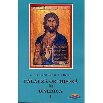 Calauza ortodoxa in biserica