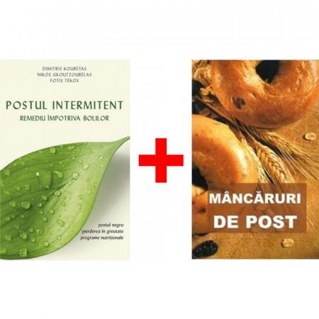 Pachet: Postul intermitent + Mancaruri de post