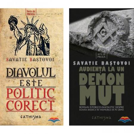 Pachet Savatie Bastovoi: Diavolul este politic corect + Audienta la un demon mut
