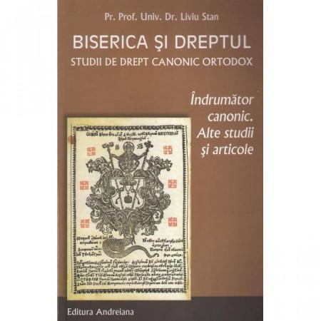 Biserica și dreptul. Îndrumător canonic. Alte studii și articole. Vol. IX