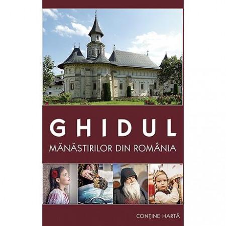 Ghidul manastirilor din Romania + Harta