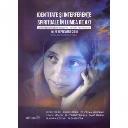 """Identitate si interferente spirituale in lumea de azi. Conferintele din tabara de toamna """"Parintele Teofil Paraian"""""""