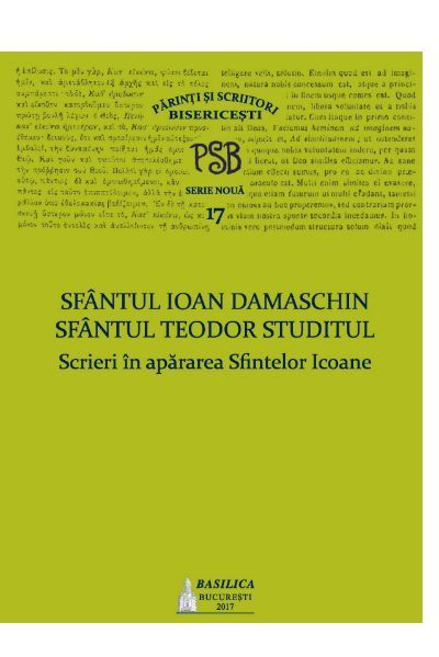 Scrieri in apararea Sfintelor Icoane - PSB 17