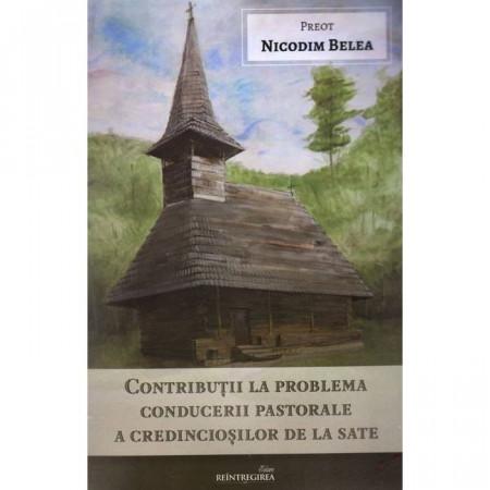 Contributii la problema conducerii pastorale a credinciosilor de la sate