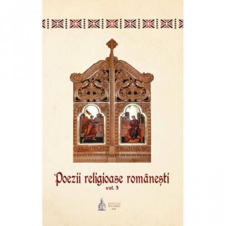 Poezii religioase romanesti – Vol. 3