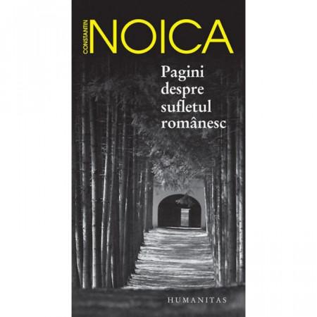 Pagini despre sufletul romanesc