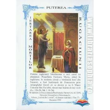 Puterea rugaciunii Iertarea mortilor