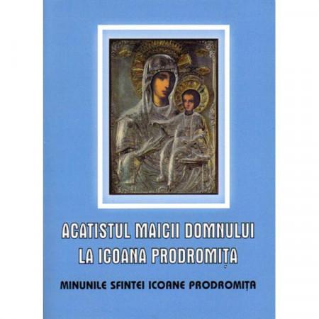 Acatistul Maicii Domnului la Icoana Prodromita. Minunile Sfintei Icoane Prodromita