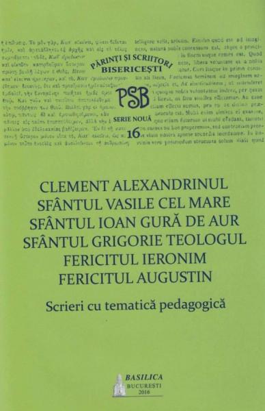 PSB 16 - Scrieri cu tematica pedagogica
