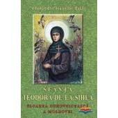 Sfanta Teodora de la Sihla - floarea duhovniceasca a Moldovei