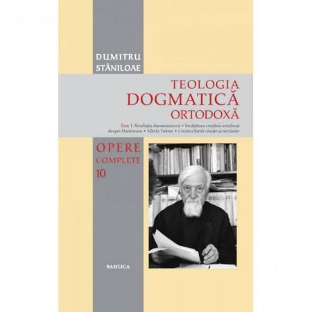Teologia Dogmatică Ortodoxă – Tom 1 -OPERE COMPLETE 10