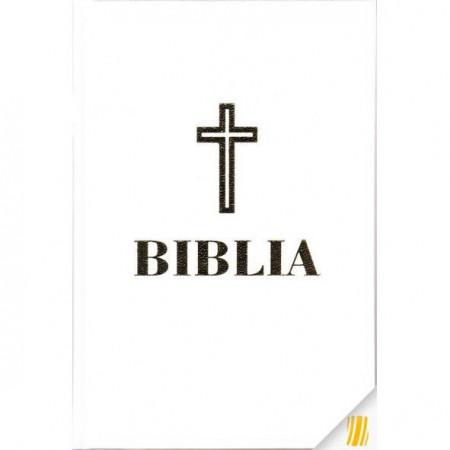 Biblia - format mic - alba si aurita