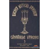Buchet muzical athonit Cantarile Utreniei 3