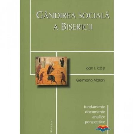 Gandirea sociala a Bisericii