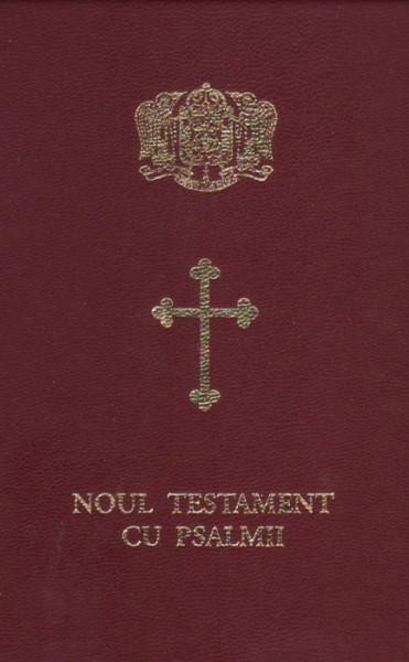 Noul testament cu psalmii. Editia centenar (format mic)
