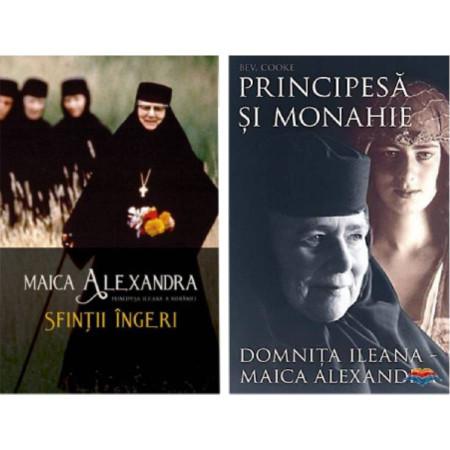 Pachet promotional: Principesa Ileana a Romaniei - Maica Alexandra