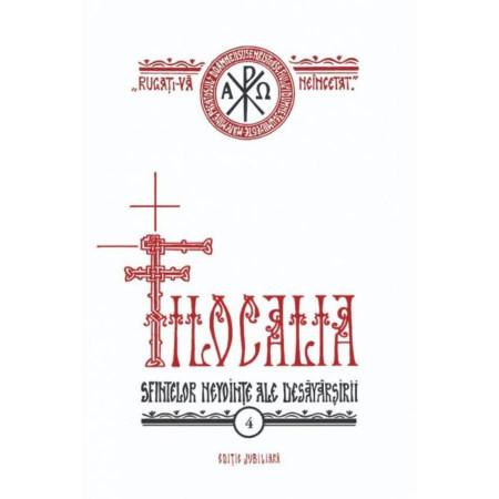 Filocalia - Volumul 4- EDITIE JUBILIARA