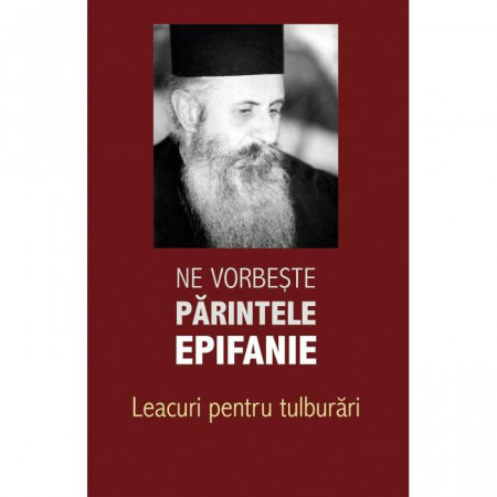Ne vorbeste parintele Epifanie. Leacuri pentru tulburari (2)