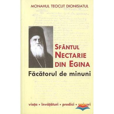 Sfantul Nectarie din Eghina, Facatorul de minuni