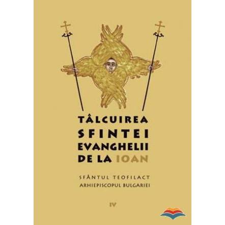 Talcuirea Sfintei Evanghelii de la Ioan