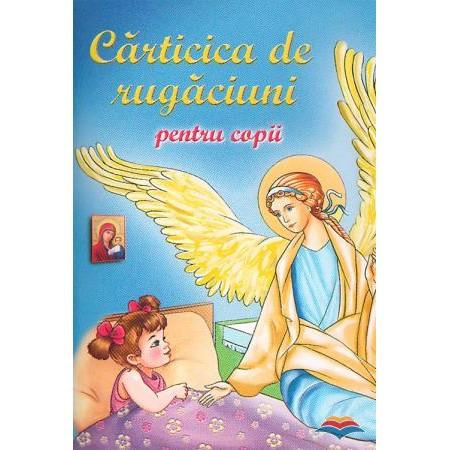 Carticica de rugaciuni pentru copii