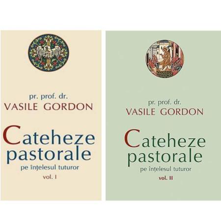 Pachet promotional: Cateheze pastorale pe intelesul tuturor vol. 1+2
