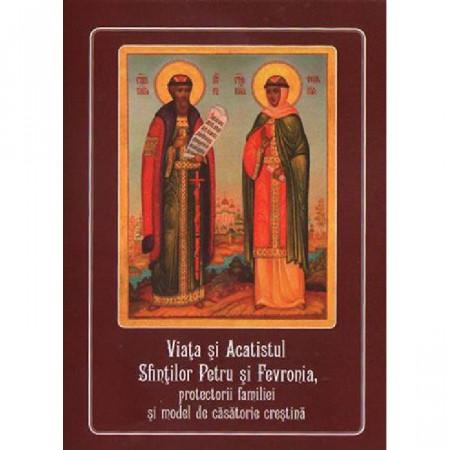 Viata si Acatistul Sfintilor Petru si Fevronia, protectorii familiei si model de casatorie crestina
