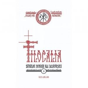 Filocalia sfintelor nevointe ale desavarsirii - IBT -vol. 9 - editie jubiliara