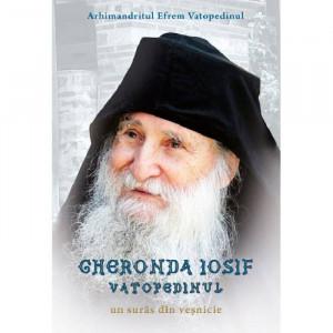 Gheronda Iosif Vatopedinul, un suras din vesnicie