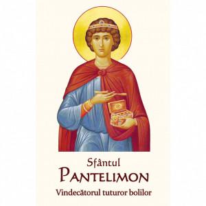 Sfantul Pantelimon - Vindecatorul tuturor bolilor
