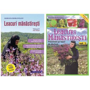 Pachet promotional - Leacuri manastiresti - Volumul 1 + Volumul 2