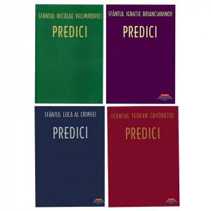 Pachet promotional - PREDICI - 4 volume