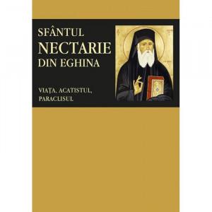 Sfantul Nectarie din Eghina - Viata, Acatistul, Paraclisul
